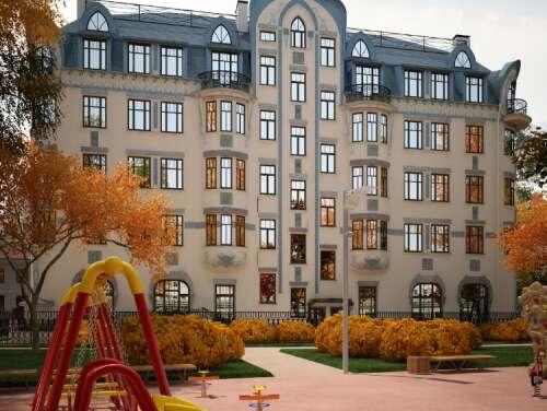 Клубный дом на Костромском проспекте